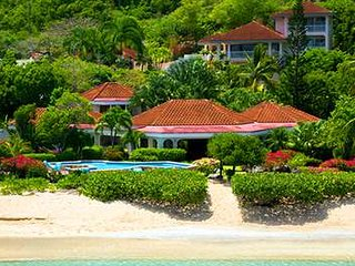 5 Bedroom Villa with Private Pool on the Edge of Mahoe Bay - Virgin Gorda vacation rentals