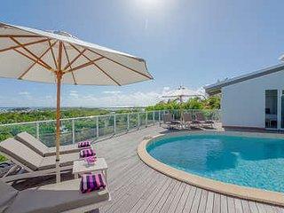 Unparalleled 3 Bedroom Ocean View in Orient View - Orient Bay vacation rentals
