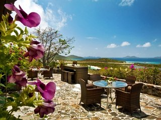 4 Bedroom Villa with Ocean View on Tortola - Beef Island vacation rentals