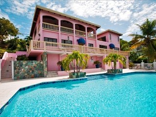 4 Bedroom Villa with Private Pool and View on St. Thomas - Benner vacation rentals