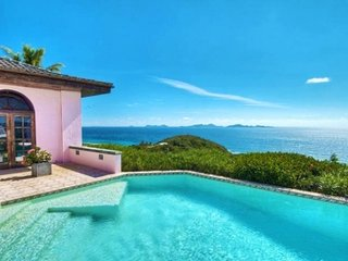 Impressive 6 Bedroom House with View on Tortola - Tortola vacation rentals