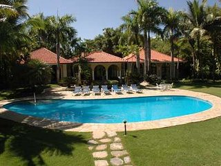Exquisite 5 Bedroom Villa with Ocean View in Sosua - Sosua vacation rentals