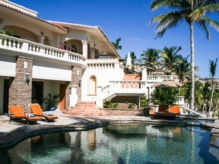 Tranquil 6 Bedroom Home overlooking the Sea of Cortez in San Jose del Cabo - San Jose Del Cabo vacation rentals
