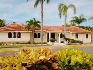 6 Bedroom Villa with Olympic Size Pool in Puerto Plata - Puerto Plata vacation rentals