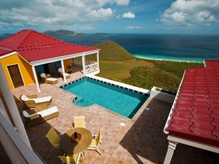 3 Bedroom Villa with Panoramic View in Tortola - Tortola vacation rentals