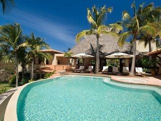 Spectacular 5 Bedroom Residence facing Banderas Bay in Punta Mita - Punta de Mita vacation rentals