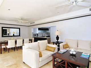 Modern 2 Bedroom Beachfront Apartment in St. James - Holder's Hill vacation rentals