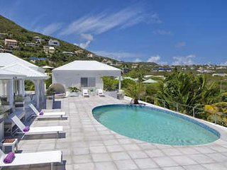 7 Bedroom Villa with Pool near Guana Bay Beach - Dawn Beach vacation rentals