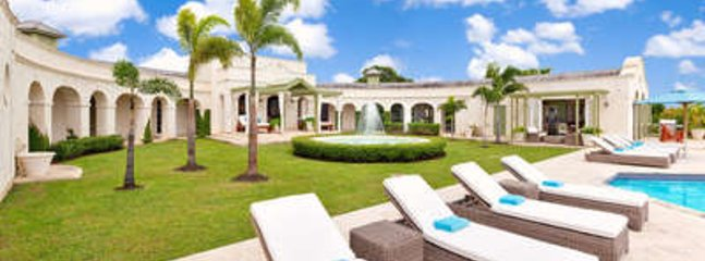 Custom Designed 4 Bedroom Villa in St. James - Image 1 - Weston - rentals