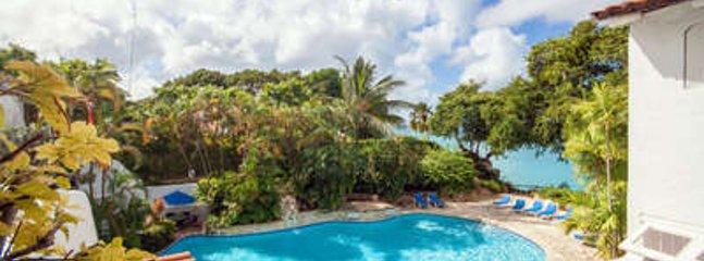 Attractive 3 Bedroom Villa at the Renowned Merlin Bay Complex in St. James - The Garden vacation rentals