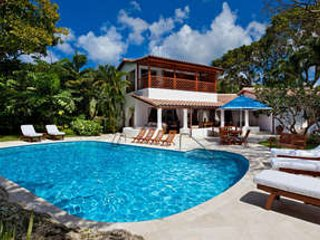 4 Bedroom Beachfront Villa in the Tropical Gardens of St. James - Image 1 - Lower Carlton - rentals