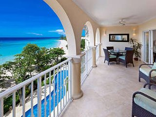 Contemporary 3 Bedroom Beachfront Condo in Christ Church - Oistins vacation rentals