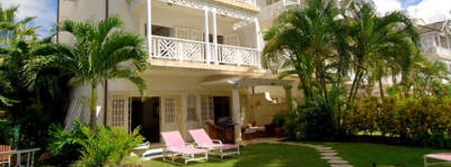 Gorgeous 3 Bedroom Beachfront Townhouse in St. James - Image 1 - Paynes Bay - rentals