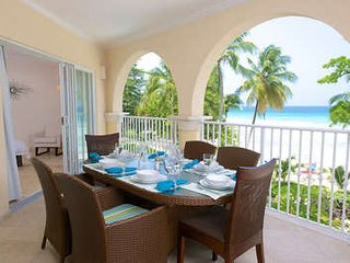 3 Bedroom Beachfront Condo in Christ Church with amazing accomodations - Oistins vacation rentals