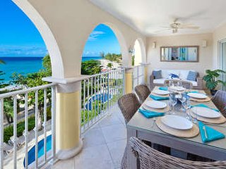 Luxury 3 Bedroom Beachfront Apartment in Christ Church - Oistins vacation rentals