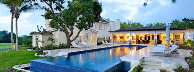 Cozy 7 Bedroom Villa in Sandy Lane - Image 1 - Barbados - rentals