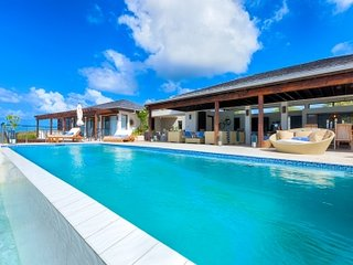 Remarkable 6 Bedroom Villa with Private Infinity Pool in Little Harbour - Crocus Hill vacation rentals