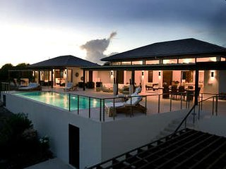 Marvelous 4 Bedroom Villa overlooking the Caribbean Sea in Little Harbour - Little Dix vacation rentals