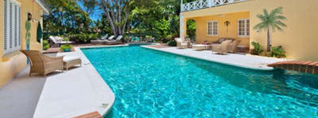 Enormous 7 Bedroom Villa in Sandy Lane - Image 1 - Holetown - rentals