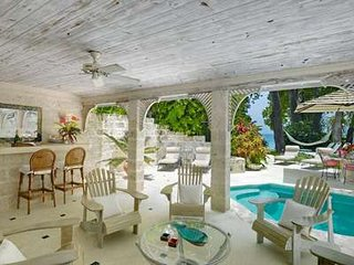 Sensational 5 Bedroom Villa in Gibbes Beach - Gibbs Bay vacation rentals