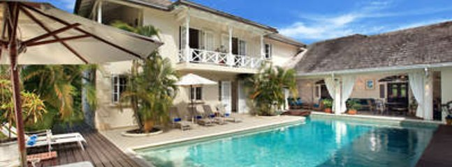 Lovely 6 Bedroom Villa in Sandy Lane - Image 1 - Holetown - rentals