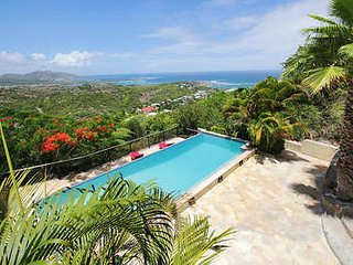 Lovely 5 Bedroom Villa in Oyster Pond - Dawn Beach vacation rentals