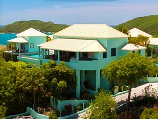 Lovely 4 Bedroom Home in Leverick Bay - Virgin Gorda vacation rentals
