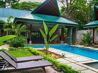 Spacious 7 Bedroom Villa in Playa Guiones - Nosara vacation rentals