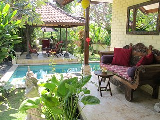 Villa Jasri Tiga - Villa with private pool, sea & volcano view! - Amlapura vacation rentals