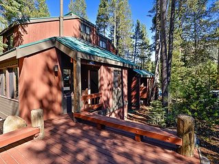 The Aspens at Squaw Valley - Conveniently Located Squaw Vacation Rental - Olympic Valley vacation rentals