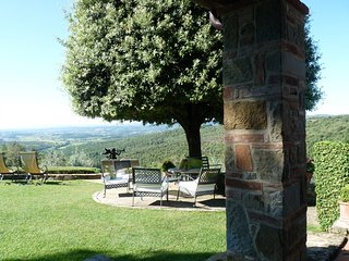 Tuscany Villa with Breathtaking View - Province of Arezzo vacation rentals