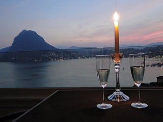 Breathtaking View for a Romantic Stay - Lugano vacation rentals