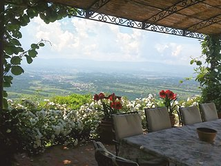 Tuscany with View for Two - Loro Ciuffenna vacation rentals