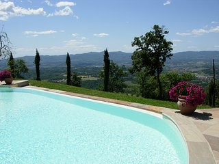 Tuscan Sun and View - Loro Ciuffenna vacation rentals