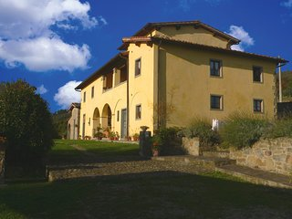 Typical Tuscany, Privacy and Panorama - Loro Ciuffenna vacation rentals