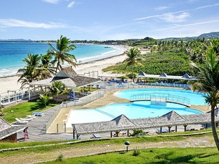 Two bedrooms apartment offers amazing views of Orient Beach, Saint-Martin - Hillside vacation rentals