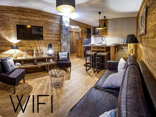 Tignes Apartment Beautiful 6sleeps South View WIFI - Tignes vacation rentals