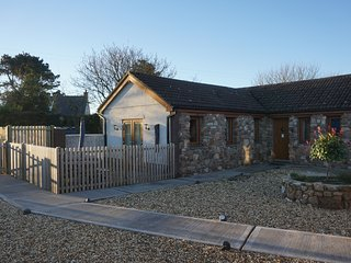 Bluebell Cottage is a delightful new barn conversion. - Llanmorlais vacation rentals