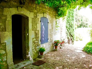 Traditional bright Provencal Mas, w/ pool & established gardens; ideal location - Saint-Remy-de-Provence vacation rentals