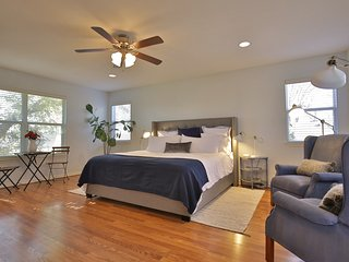 The Guest Apartment at Eleven09--A Fine Guest Experience in the Heart of Abilene - Abilene vacation rentals