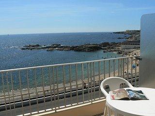 Lumineux appartement bien équipé en face de l'océan - Le Croisic vacation rentals