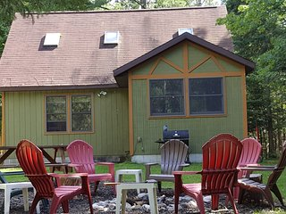 WoollyBugger Lodge, a Year Round Retreat on the Betsie River - Thompsonville vacation rentals