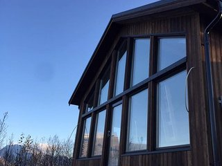 3 bedroom Lodge with Washing Machine in Lyngseidet - Lyngseidet vacation rentals