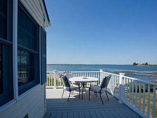 Panoramic Views Embrace Beachfront Home - Biddeford vacation rentals