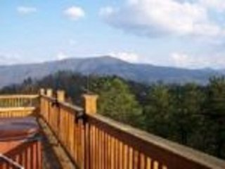 Cabin in the Smokies with Awesome View - Pigeon Forge vacation rentals