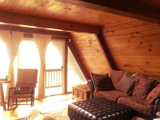 Comfortable Chalet with Deck and Central Heating - Roseville vacation rentals