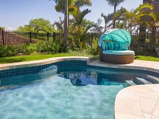 Hawaiian Destiny★ Stunning ♥ Private Heated Pool & Spa★Pamper Yourself In Luxury - Waikoloa vacation rentals