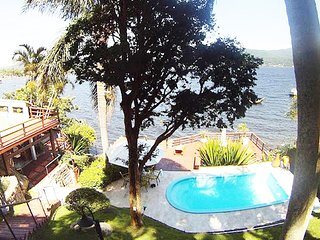 Luxury lakeside house - Lagoa da Conceicao vacation rentals