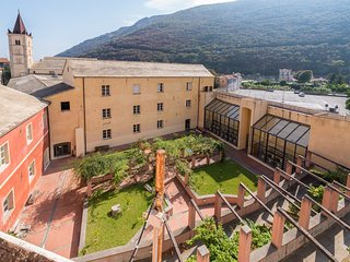 Casa Regina - modern art apartment - Finalborgo vacation rentals