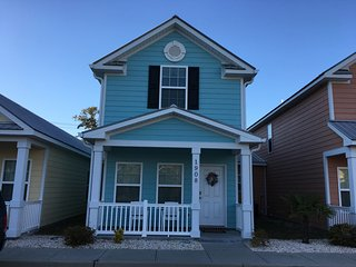 1908 Cassandra, New 2-BR Cottage, One Block To Beach! - Myrtle Beach vacation rentals